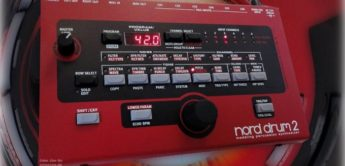 Test: Clavia Nord Drum 2 & Nord Pad, Drumsynthesizer