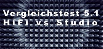 Vergleichstest: Teufel Concept G 850 THX, M-Audio BX5 D2 SBX10, 5.1 Systeme