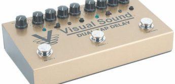 Test: Visual Sound V3 Dual Tap Delay, Effektgerät für Gitarre