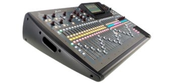 Test: Behringer X32 Digitalmixer und S16 Stagebox