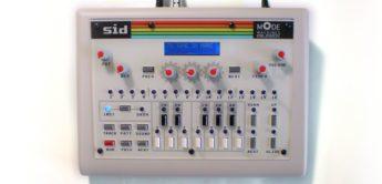 Test: Mode Machines SID Box, C-64 Synthesizer Emulation