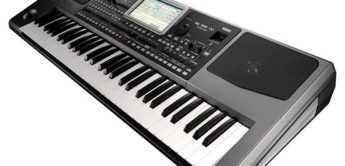 Test: Korg Pa900, Entertainer Keyboard