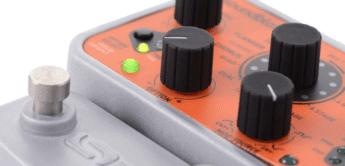 Test: Source Audio SA 226 Soundblox2 Orbital Modulator, Gitarren Effektgerät