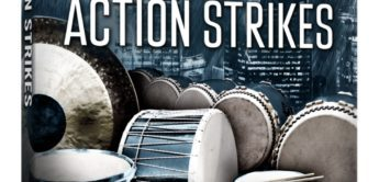 Test: Native Instruments Action Strikes, Cinematic Orchestral Percussion Library