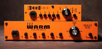 Test: Warm Audio WA12 Discrete Mic Pre, Mikrofonvorverstärker