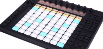 Test: Ableton Push, Controller