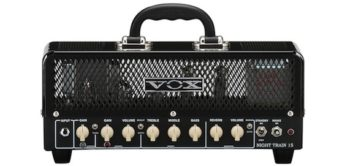 Test: Vox Night Train 15H G2, Gitarrenverstärker