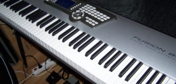 Alesis Fusion 8HD – Alternative für's schmale Portemonaie