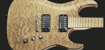 Test: BC Rich ASM Zoltan Maple, E-Gitarre