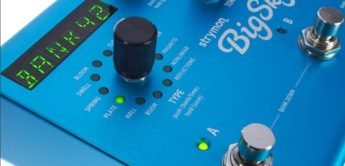 Test: Strymon Big Sky, Effektgerät für Gitarre