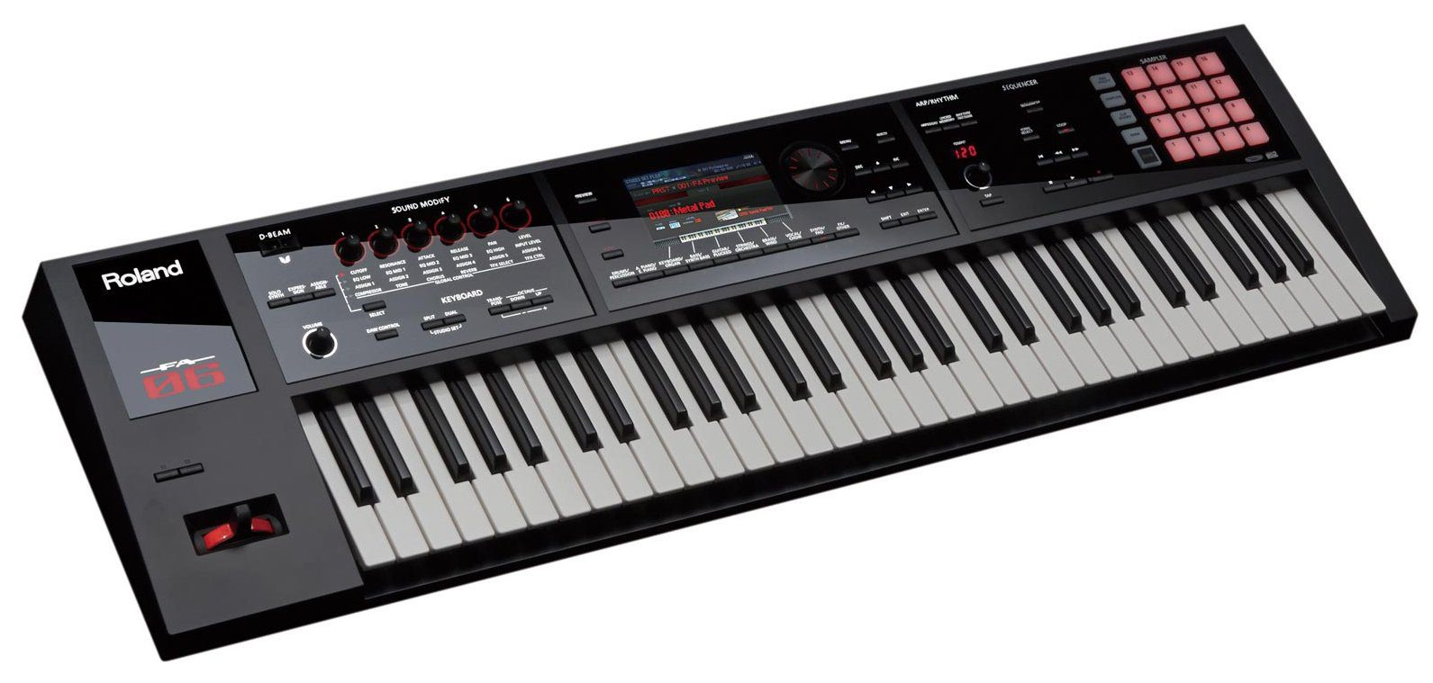 Roland Keyboard Workstations : top news roland fa 06 fa 08 keyboard workstations ~ Vivirlamusica.com Haus und Dekorationen