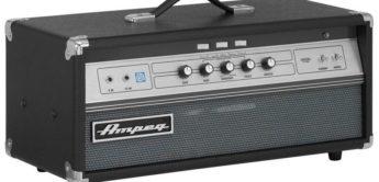 Test: Ampeg V-4B, Bassverstärker