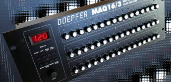 Test: Doepfer MAQ16/3, Hardware Sequencer