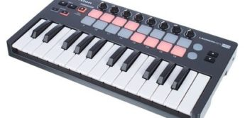 Test: Novation Launchkey Mini, USB/MIDI-Controllerkeyboard