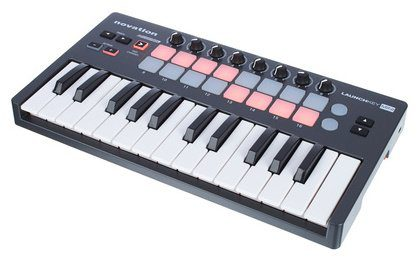 Der Novation Launchkey Mini