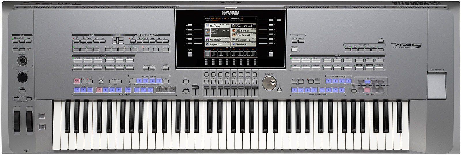 Yamaha Keyboard Latest Models
