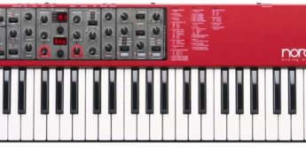 Top News: Clavia Nord Lead A1, VA-Synthesizer