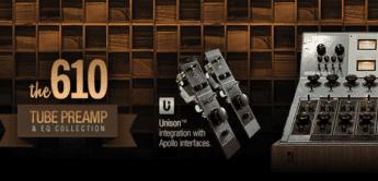 Top News: UAD-Software v7.5 mit neuen Plug-ins