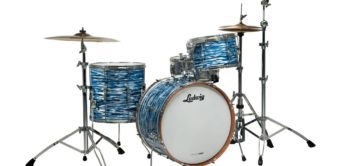 Test: Ludwig Club Date SE Downbeat Kit, Shellset