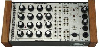 Test: Pittsburgh Modular System 1, Modularsynthesizer