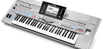 Test: Yamaha Tyros 5, Entertainer-Keyboard