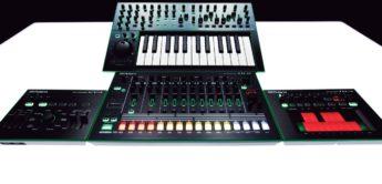 Top News: Roland AIRA TR-8, TB-3, VT-3 & System-1