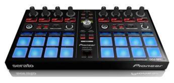 Test: Pioneer DDJ-SP1, DJ-Controller