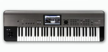 Test: Korg Krome & Krome EX, Synthesizer-Workstation