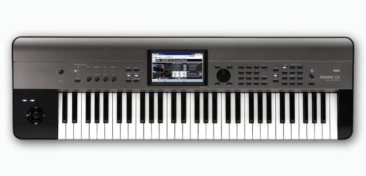 Korg Krome EX Synthesizer