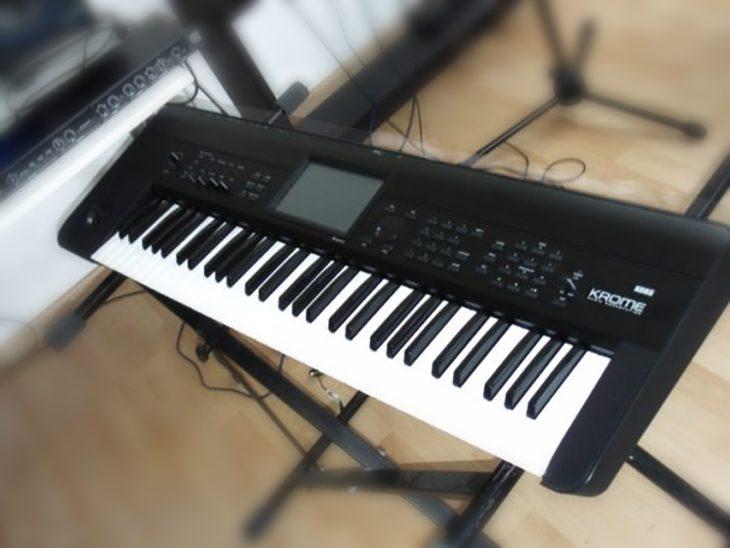 Test: Korg Krome & Krome EX, Synthesizer-Workstation