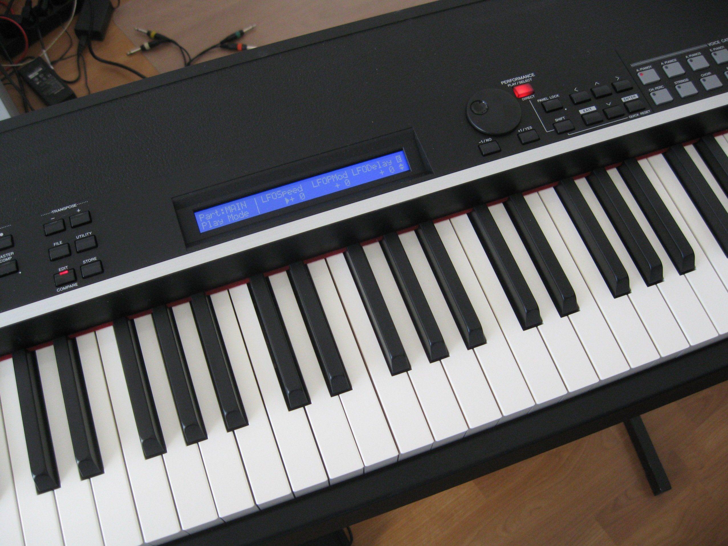 Yamaha Pmm