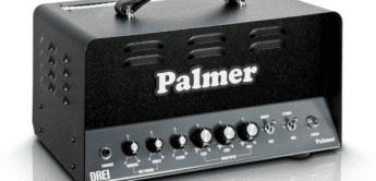 Test: Palmer Drei, Gitarrenverstärker