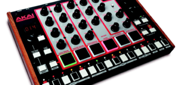 Top News: AKAI Rhythm Wolf, Drum Machine und Bass Synthesizer