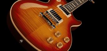 Test: Gibson Les Paul Standard 2014, E-Gitarre
