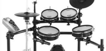 Test: Roland TD 15KV, E-Drumset