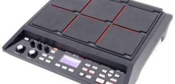 Test: SPD-SX Sampling Pad von Roland