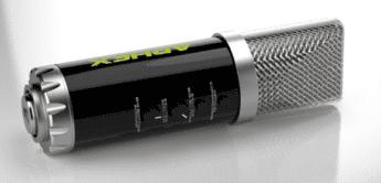 Test: Aphex Microphone X, USB-Mikrofon