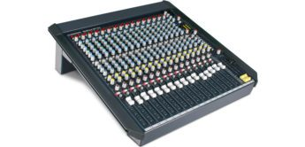 Test: Allen & Heath WZ4 16:2 Analog-Mischpult