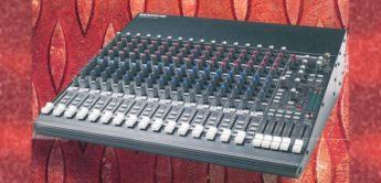 SPECIAL: Mackie CR1604 bis 1604 VLZ4, der Klassiker