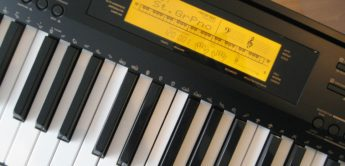 Test: Casio CDP-230, Digitalpiano