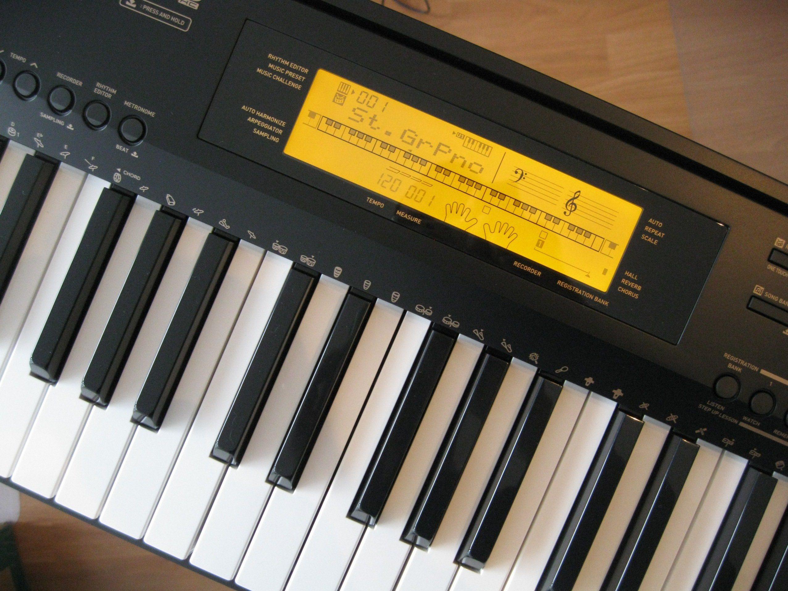 Digital Piano Casio Cdp 230 : test casio cdp 230 digitalpiano ~ Vivirlamusica.com Haus und Dekorationen