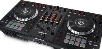 Test: Numark NS7 II, DJ-Controller
