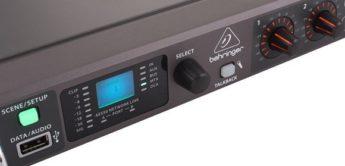 Test: Behringer X32 Core und S16 Digital Snake, Rack Mixer