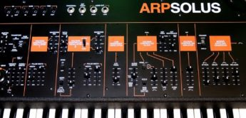 Blue Box: ARP Solus, Analogsynthesizer