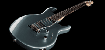 Test: Sterling by Music Man LK100DLKB, E-Gitarre