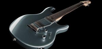Test: Sterling by Music Man LK100DLKB, E-Gitarre