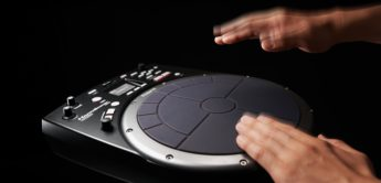 Test: Roland Handsonic HDP-20, Digital Hand Percussion