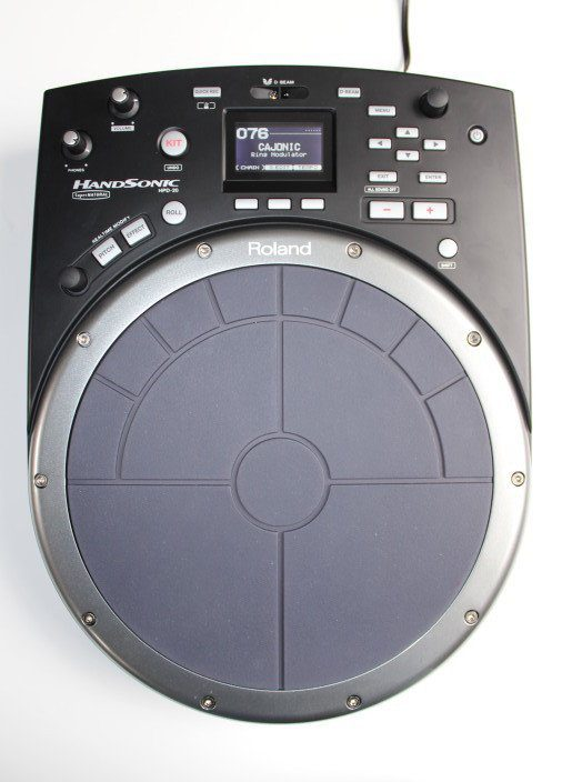 ---Roland HDP-20 Handsonic---