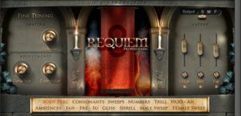 Test: 8Dio Requiem Professional, Chor Sample-Library
