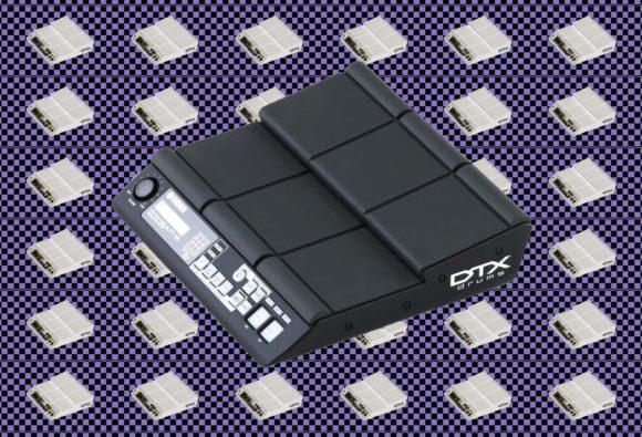Yamaha Dtx Pad Amazon